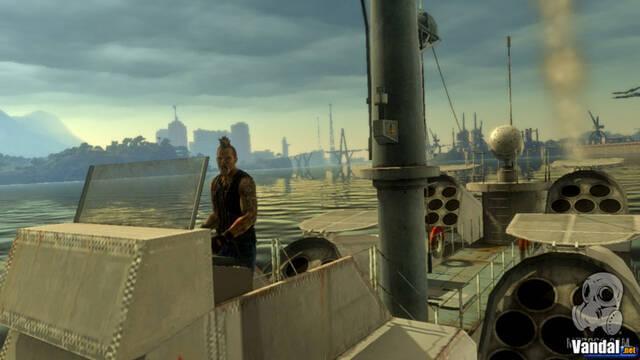 Nuevas imágenes de Mercenarios 2