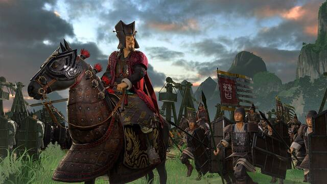 Total War: Three Kingdoms estrena nueva cinemática