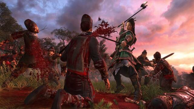 Total War: Three Kingdoms añade gore con un DLC de pago