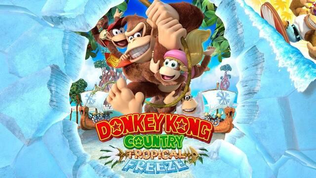 DKC: Tropical Freeze para Switch supera las ventas de Wii U en Japón
