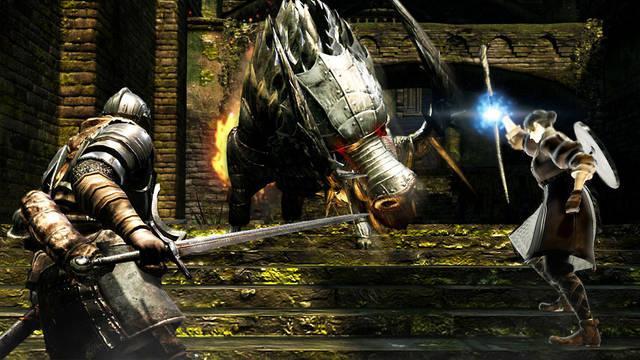 Dark Souls: Remastered muestra su tráiler de lanzamiento