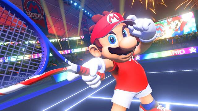 Anunciado Mario Tennis Aces para Nintendo Switch