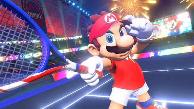 Mario Tennis Aces fecha para el 1 de junio su demo multijugador en Switch