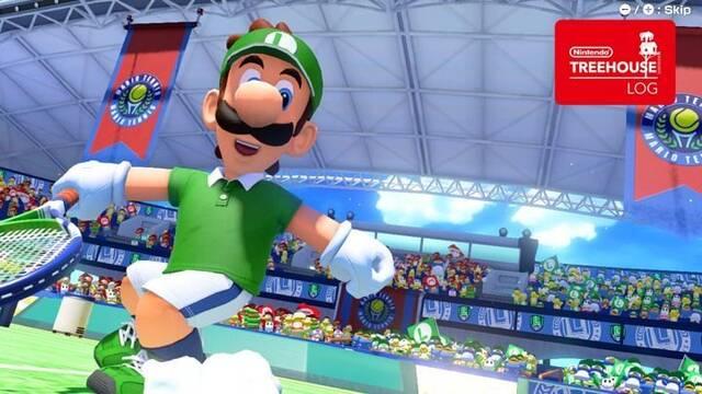 Mario Tennis Aces es el juego más vendido de la semana en Japón