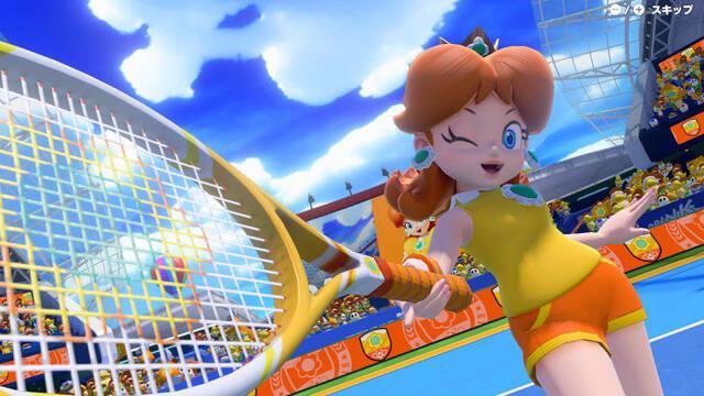 Mario Tennis Aces sigue como el juego más vendido de la semana en Japón