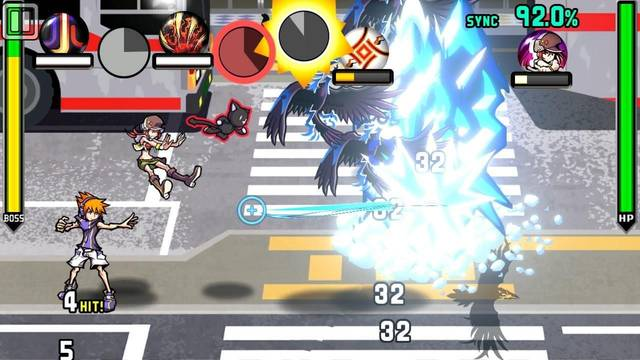 Todo sobre los Combates en The World Ends With You: Final Remix para Switch