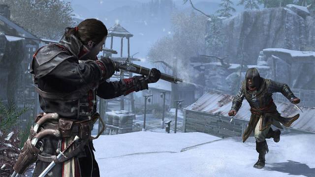 Ubisoft muestra las novedades de Assassin's Creed Rogue Remastered