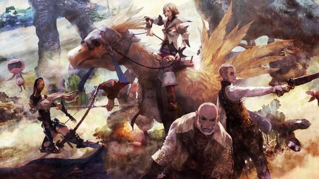 Final Fantasy XII The Zodiac Age llegará también a PC el 1 de febrero