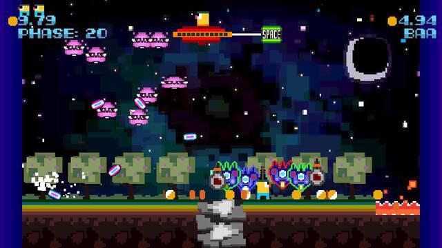 Space Dave!, sucesor de Woah Dave!, se anuncia para Switch