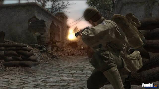 Nuevas imágenes de Call of Duty 3