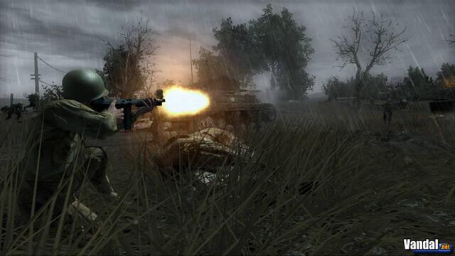 Nuevas imágenes de Call of Duty 3 para Xbox 360 y PS3