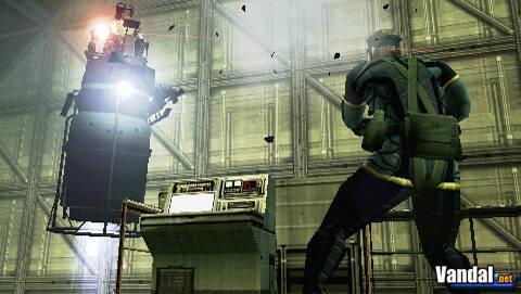 TGS: Nuevas imágenes de Metal Gear Solid Portable Ops