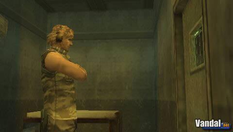 TGS: Nuevas imágenes de Metal Gear Solid: Portable Ops