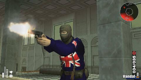 Primeras imágenes del contenido exclusivo de Metal Gear Solid: Portable Ops