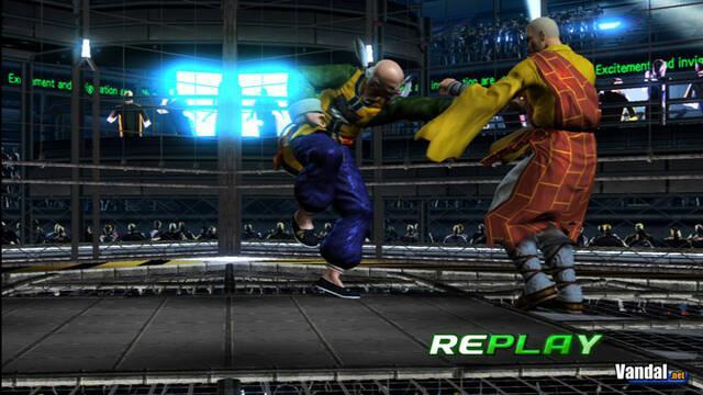 Nuevas imágenes de Virtua Fighter 5