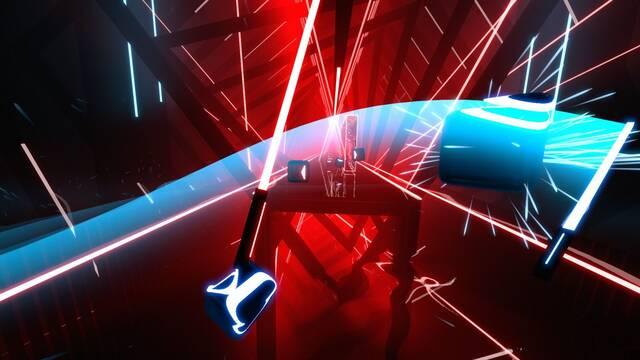 Beat Saber se lanza en PS VR el 20 de noviembre