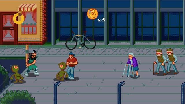 El juego de Mega Drive Coffee Crisis se lanzará en Steam el 2 de mayo