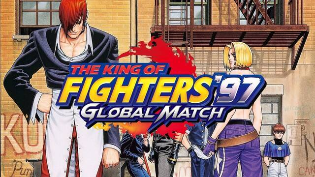 The King of Fighters 97 Global Match llegará en abril