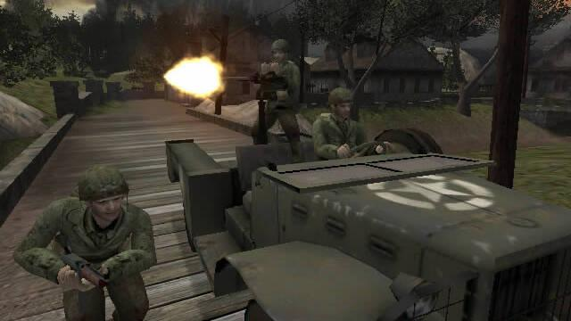 Nuevas imágenes de Call of Duty 3 para PS2