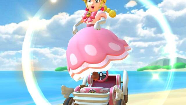 Peachette será uno de los personajes disponibles en Mario Kart Tour