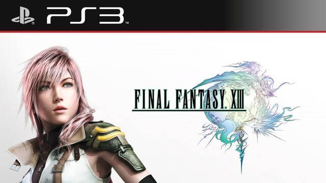 Desveladas las portadas de Final Fantasy XIII y Crystal Bearers