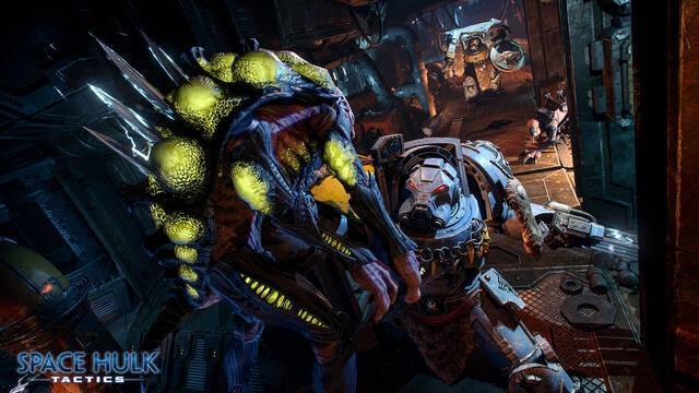Anunciado Space Hulk: Tactics para PC y consolas