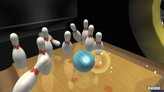 Imágenes de Wii Sports