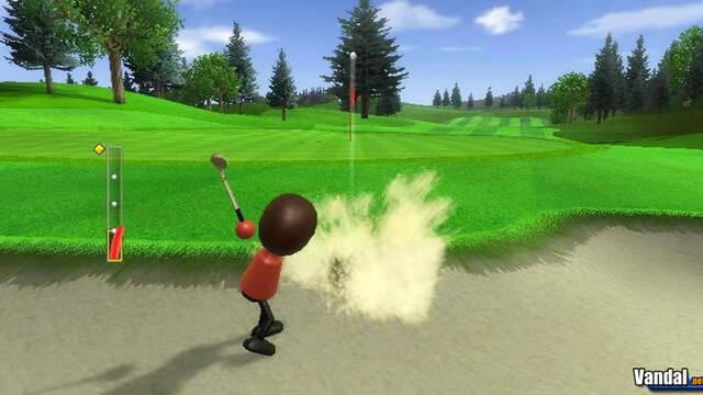 Nuevas imágenes de Wii Sports
