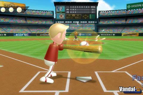 E3: Primeras imágenes de Wii Sports