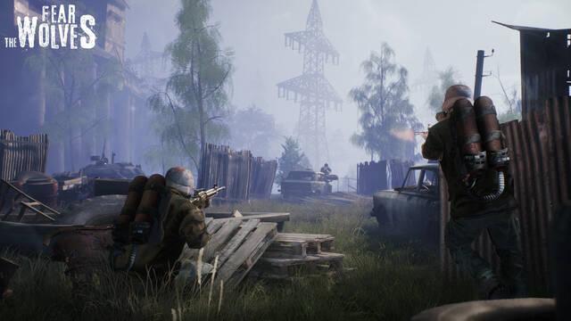 E3 2018: Presentado el tráiler del battle royale Fear the Wolves