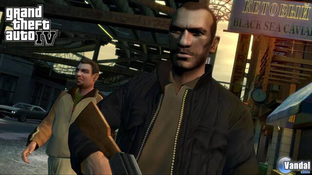 GTA IV pierde canciones licenciadas con su última actualización