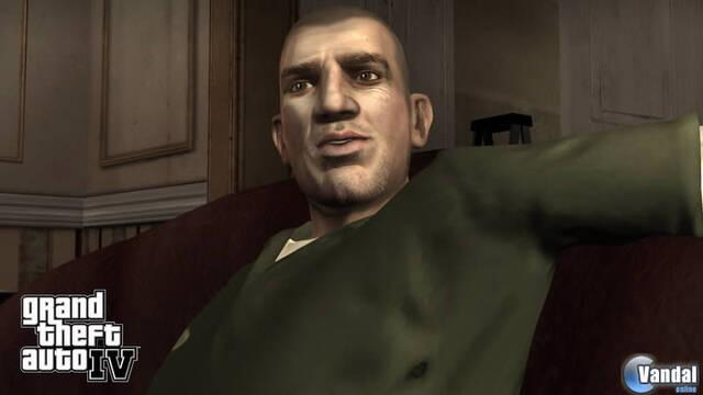 Nuevas imágenes de Grand Theft Auto IV