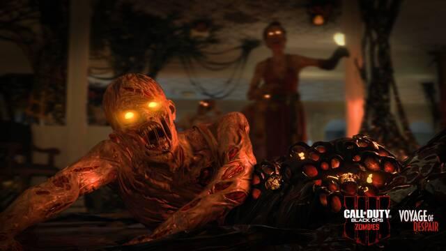 Treyarch insinúa novedades para Blackout de CoD: Black Ops IIII con zombis