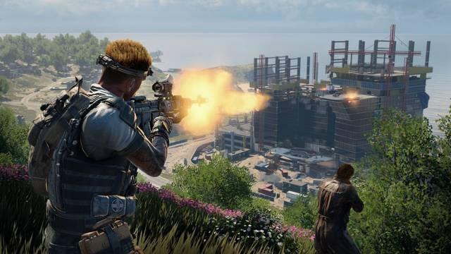 Cómo jugar a pantalla dividida a Call of Duty Black Ops 4