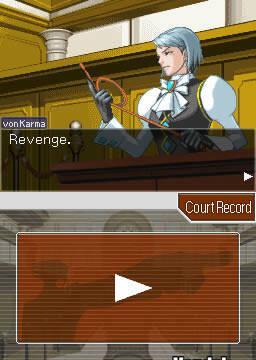 E3: Primeras imágenes de Phoenix Wright: Ace Attorney Justice for All