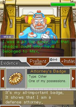 Imágenes de Phoenix Wright: Ace Attorney Justice For All