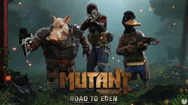 Mutant Year Zero muestra 20 minutos de su original estrategia