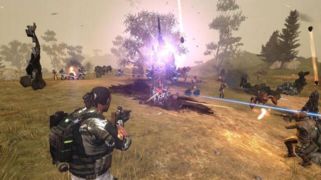 El MMO free-to-play Defiance 2050 estará disponible el 6 de julio