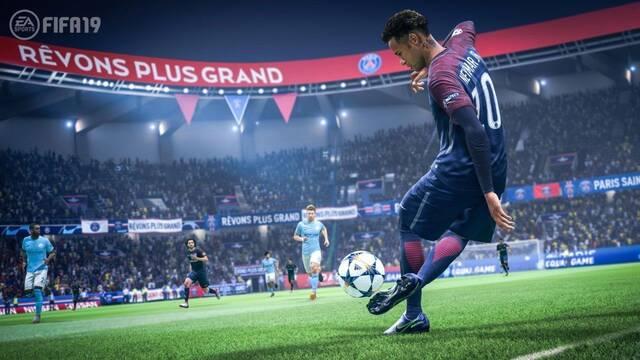 FIFA 19 en Switch te permitirá jugar partidos online con los amigos