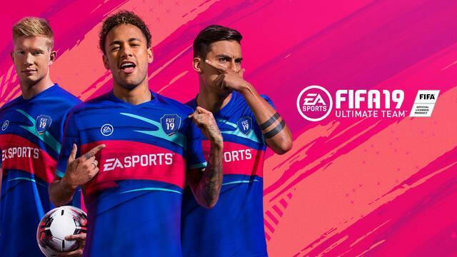 FIFA 19 para Switch muestra en vídeo su jugabilidad