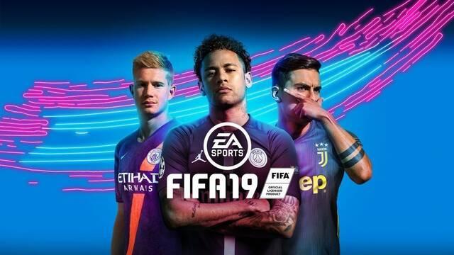 EA cambia la portada de FIFA 19 y retira a Cristiano Ronaldo