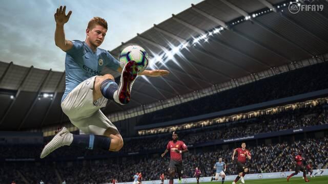 EA: 'No, FIFA 19 no tiene ningún tipo de dificultad dinámica en su código'