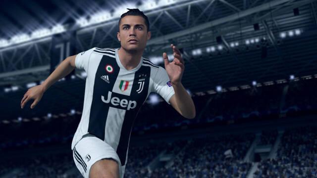 FIFA 19 arrasa en España con 240.000 unidades en su primer fin de semana
