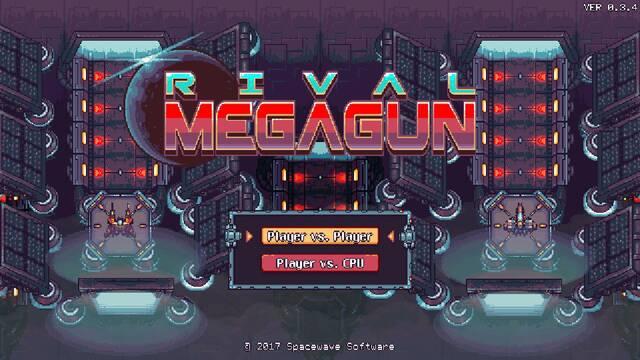 Rival Megagun llega el 29 de noviembre a PC y consolas