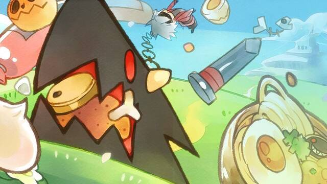 Arc System Works anuncia el juego musical Eat Beat Deadspike-san