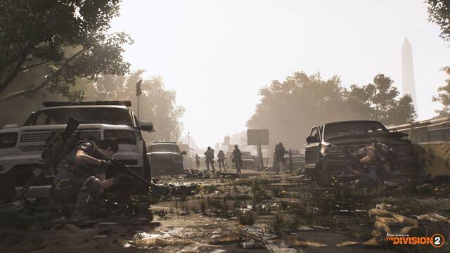Tom Clancy's The Division 2 estrena tráiler y nuevas imágenes
