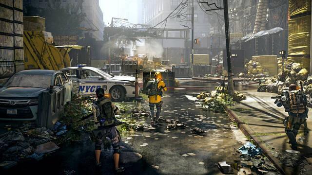 The Division 2 actualización PS5 Xbox Series X/S