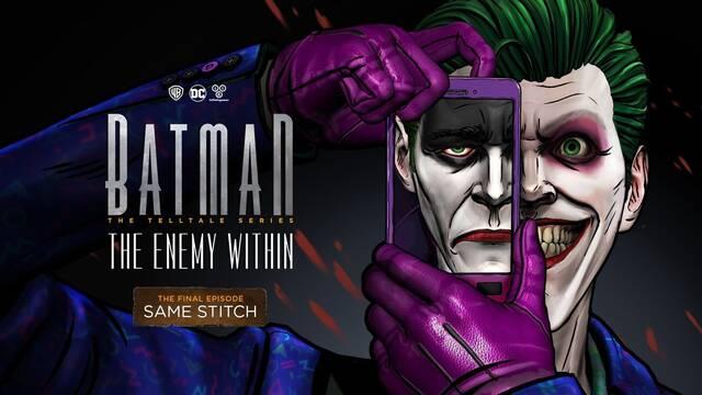 Batman: The Enemy Within repasa su temporada antes de la 'season finale'