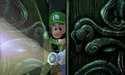 Primeras imágenes de Luigi's Mansion en Nintendo 3DS