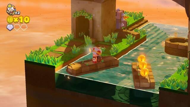 E3 2018: Captain Toad: Treasure Tracker estrena nuevas imágenes en Switch